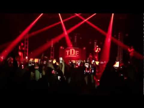 Kendrick Lamar - Westside, Right On Time (Live) - New York, NY - Feb 26, 2013