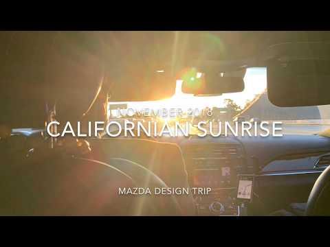Mazda Wankel-engined Rotary Pickup (REPU) Drive in Sunny California