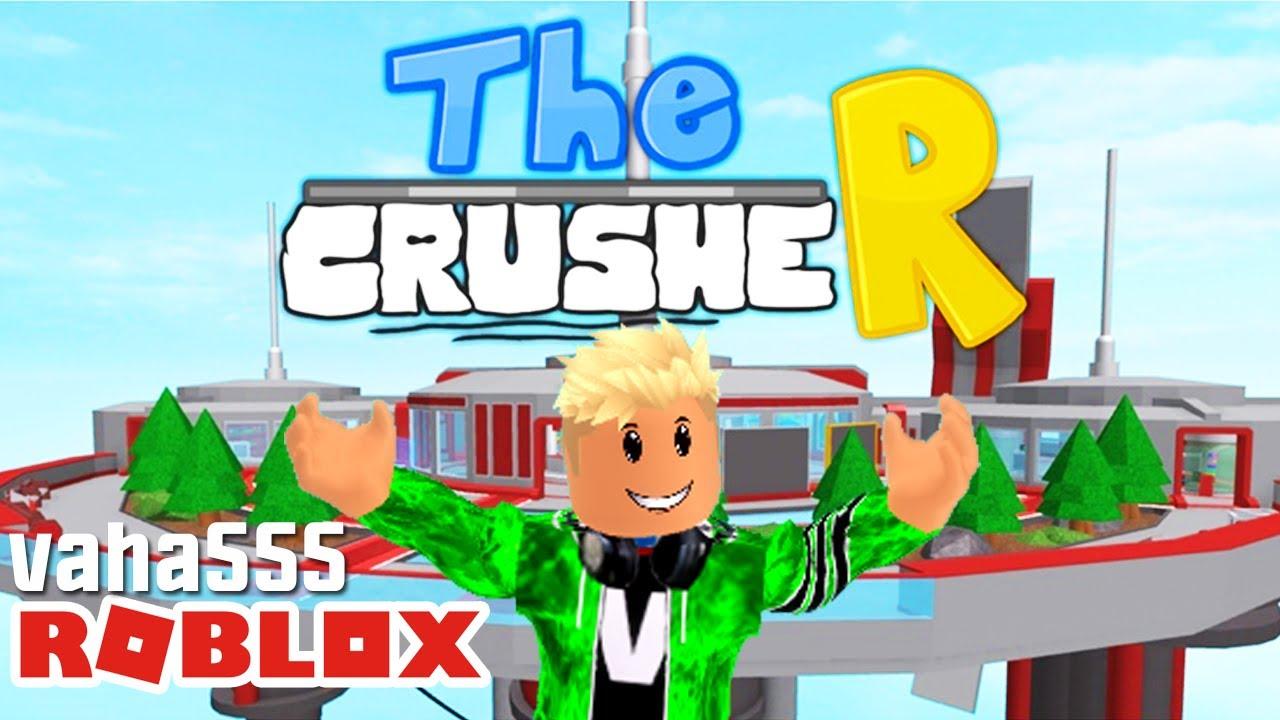 เครื่องบดมหาประลัย - The Crusher [vaha555]