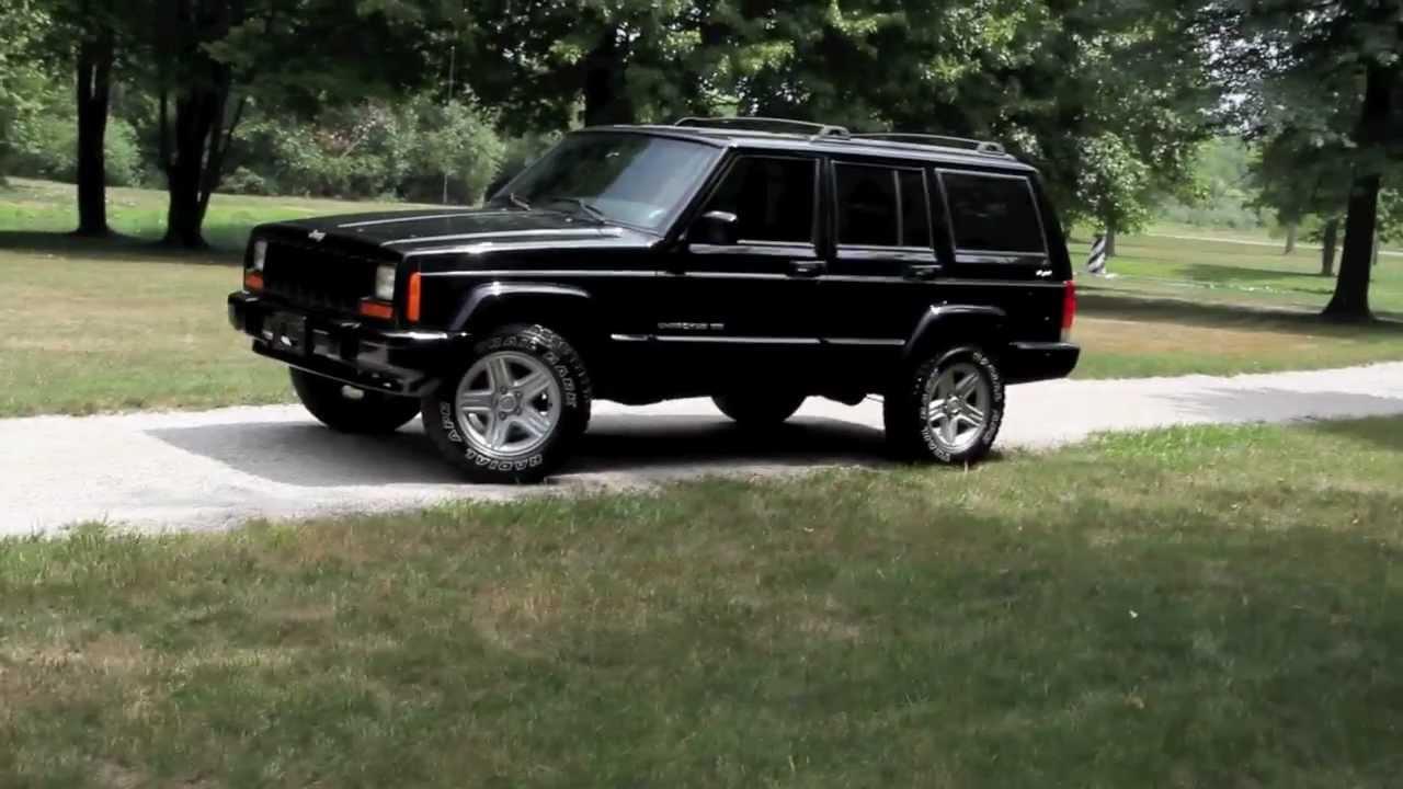 2001 jeep cherokee limited golden rule auto sales tallmadge ohio youtube