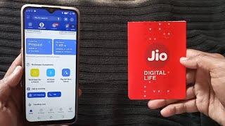 How To Use Jio Sim & My Jio App screenshot 4
