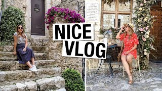 Travel Vlog - Things to do in NICE, France | #philjovlogs