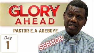 Pastor EA Adeboye Sermon  RCCG 2018 HOLY GHOST CONGRESS_ Day1