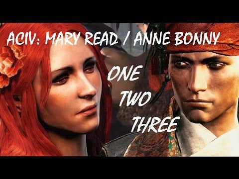ACIV: Mary Read / Anne Bonny - One, Two, Three