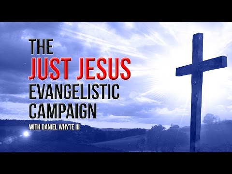 out-of-light,-into-darkness,-part-1-(just-jesus-evangelistic-campaign,-day-206)