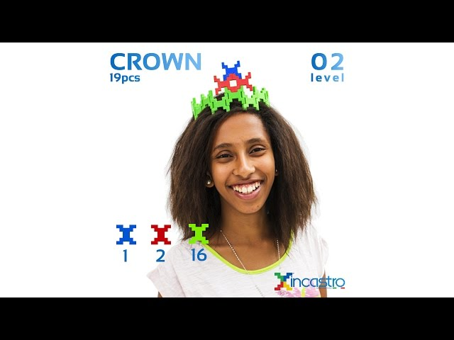 INCASTRO | Level 2 | Crown