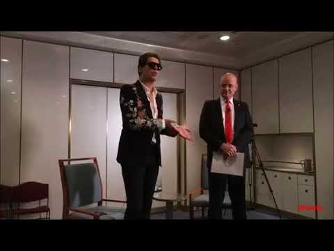 Milo Yiannopoulos at Parliament House Part 1