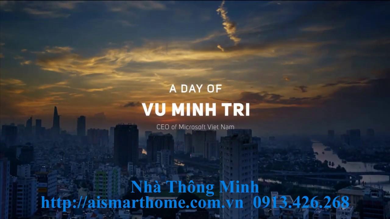 Trải nghiệm Smart Home cùng CEO Microsoft Việt Nam