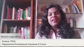 Processwork Student Testimonial Manjula Loganathan