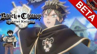 Black Clover: Quartet Knights Open Beta - Am I The Wizard King Yet?