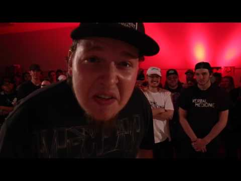 Smoked Out Battles AB [Verbal Medicine III] Kelson James vs Mac the Mad Hatter