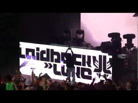 I Love This City – Laidback Luke – Cinema(Benny Benassi feat. Gary Go) @ Shoreline Amphitheatre.[HD]