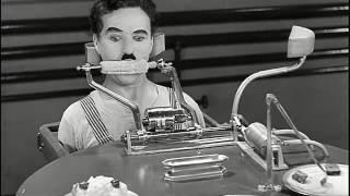 Charlie Chaplin Eating Machine 720p Blue Ray