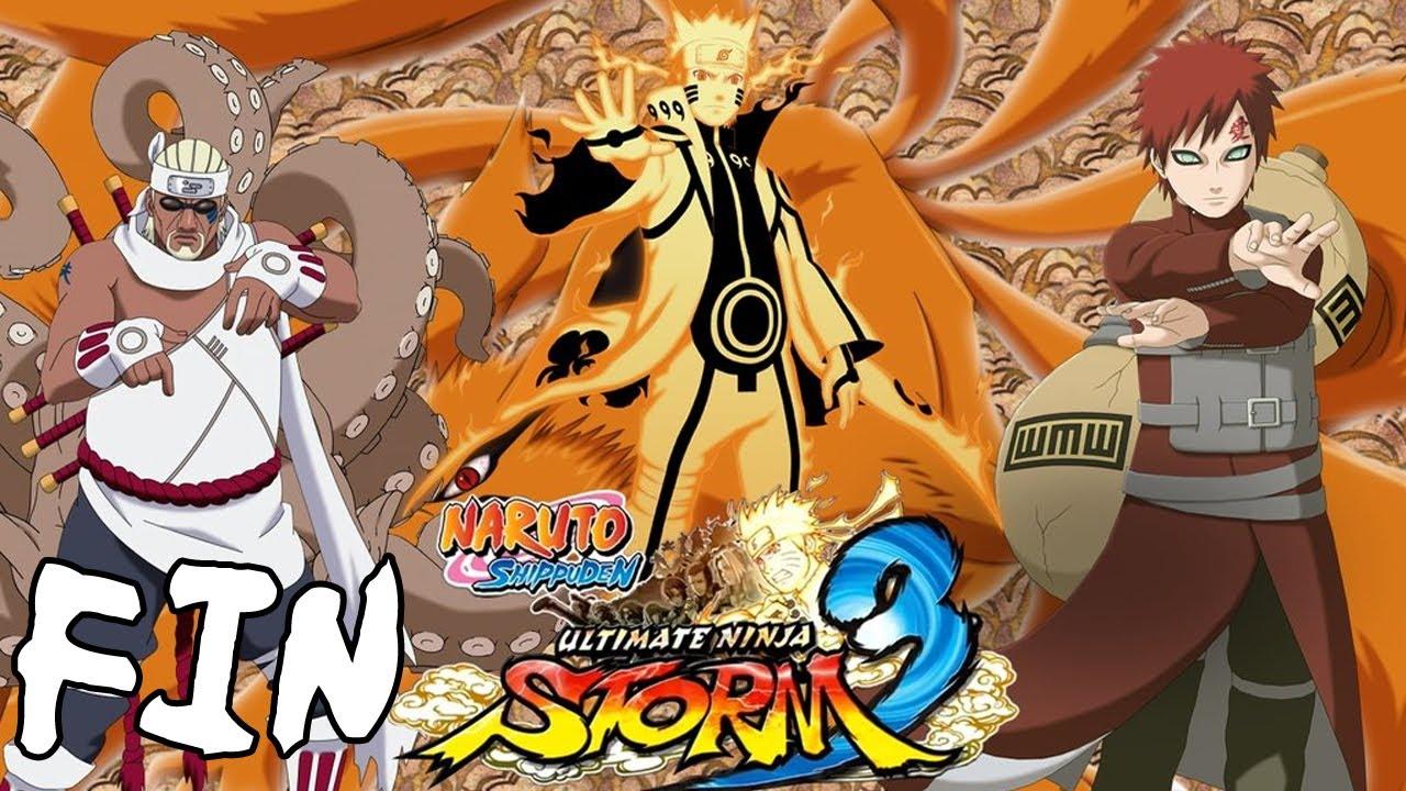 Naruto Shippuden Ultimate Ninja Storm 3 - Playthrough FIN ...