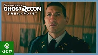 Tom Clancy's Ghost Recon Breakpoint:ThePledgeFt. Jon Bernthal | Live Action Trailer