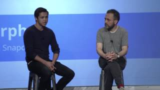Google Cloud Platform Live: Interview with SnapChat's Bobby Murphy thumbnail