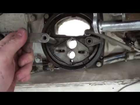 AKM in the firing port installed