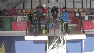 Скайпарк Сочи - эмоции прыжок с банжи и высокие качели. Sochi skypark