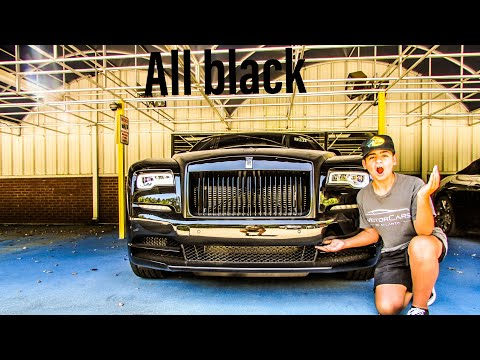 Rolls Royce review insane limited edition