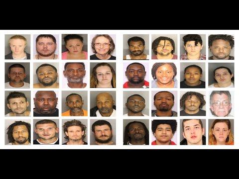 Lancaster Undercover Operation Ends In 32 Arrests On Drug Charges