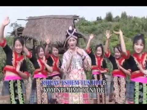 Maly Thao - Nqua Hu Hmoob လစ္ေလ်ာ.