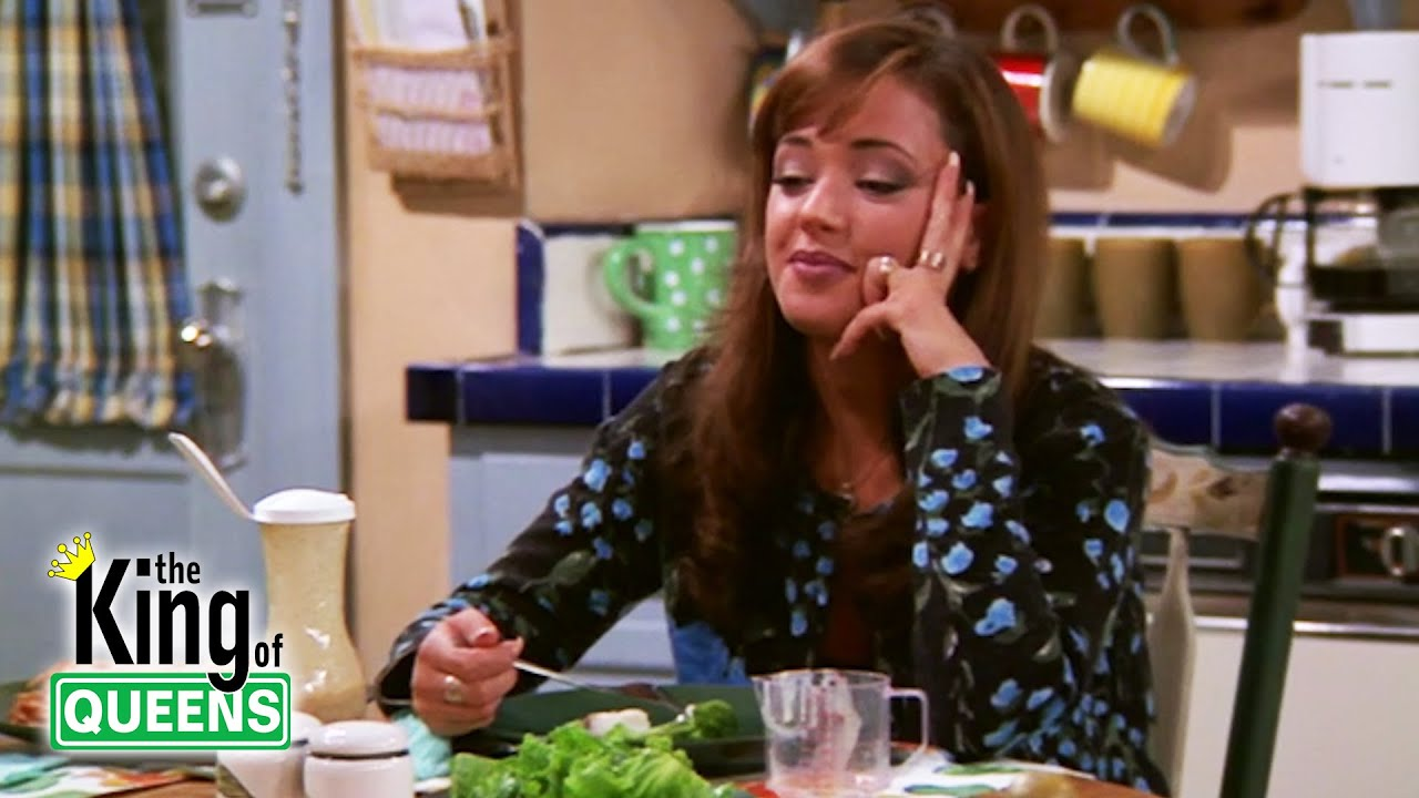 Carrie Goes On A Diet | The King of Queens