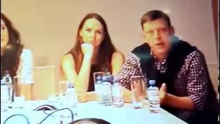 Видео-конференция с актерами сериала «Мамочки» телеканала СТС, второй сезон – фрагменты(6)