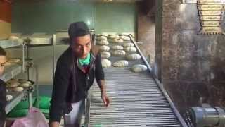 the first time in the history of Egypt Bakeries distributes free bread on Canna workers