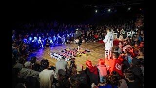Lil King vs. Nikita | Półfinał -  Red Bull BC One Cypher Poland 2019