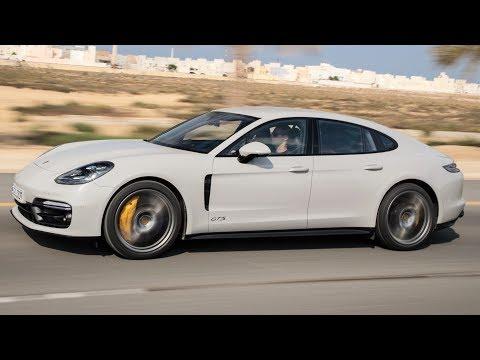 2019 Crayon Porsche Panamera Gts Outstanding Performance Youtube