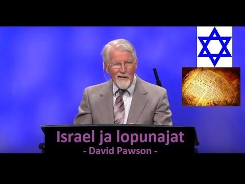 Israel ja lopunajat - David Pawson