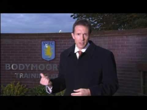 Birmingham: Steve Bruce - Managing Villa is 'a fantastic opportunity'