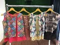 COLLECTION OF PRINTED BOUTIQUE TOPS | EXCLUSIVE WHOLESALE WOMEN'S TOPS - BULK BUY ONLY