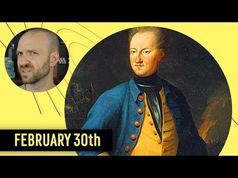 The Strange History of February 30th | NOW I KNOW