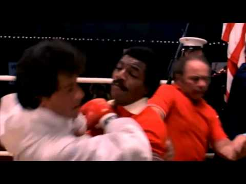 APOLLO Vs CLUBBER LANG (Mr.T) - Face Off! in High Definition in HD