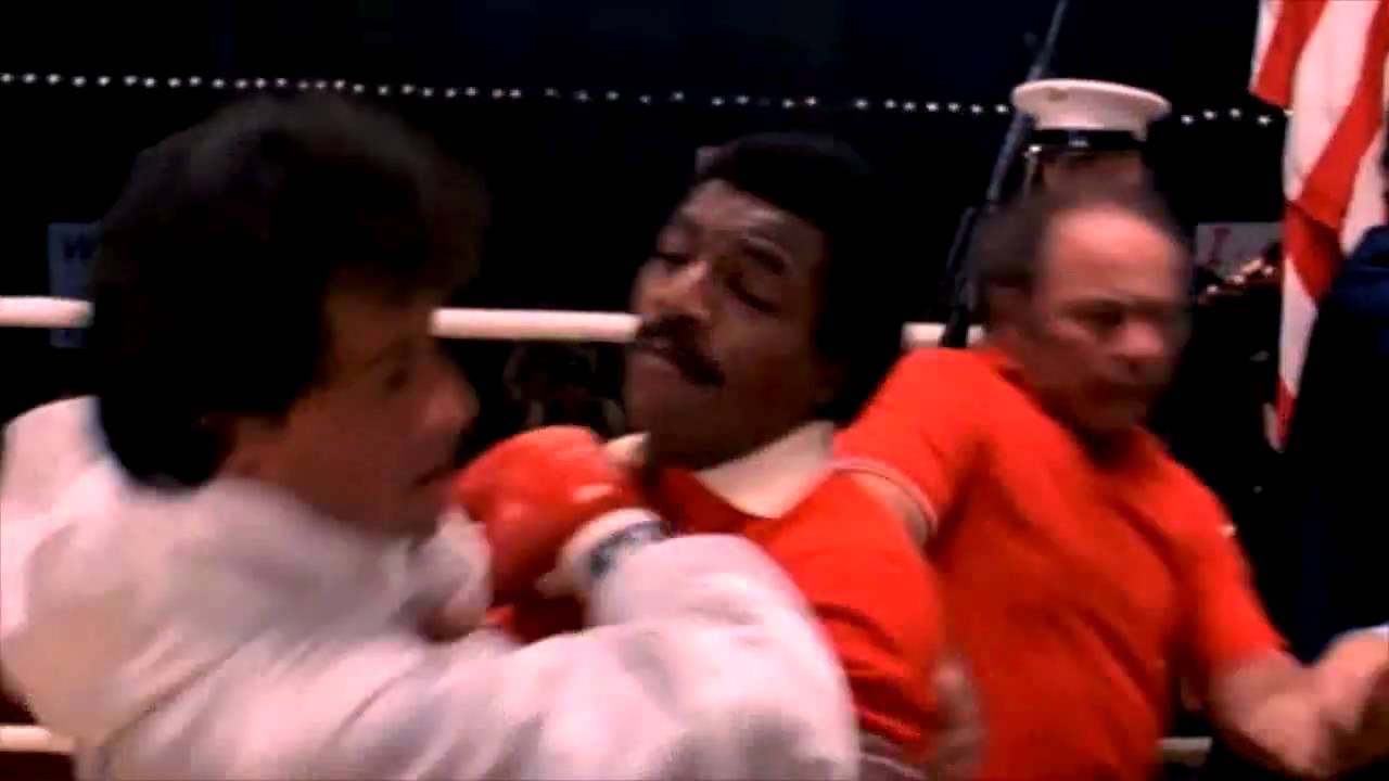 APOLLO Vs CLUBBER LANG (Mr T) - Face Off! in High Definition in HD