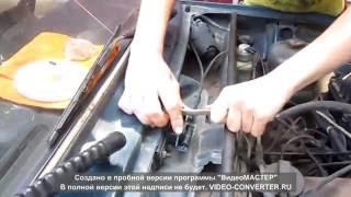 видео Как отремонтировать капот на ВАЗ 2105?