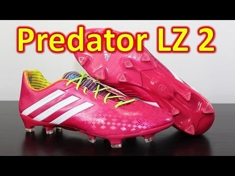 outlet store b0273 397e5 Adidas Predator LZ 2 Samba Pack - Unboxing + On Feet