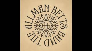 The Allman Betts Band - Long Gone