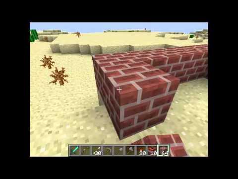 Minecraft 1.bölüm/part 2 /zombilerin amuhogoyim!!