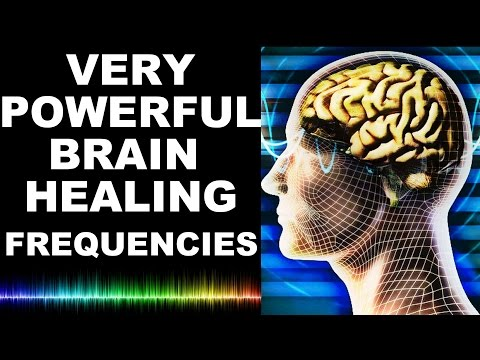 WARNING !! MOST POWERFUL BRAIN HEALING FREQUENCIES: BINAURAL BEATS, OM, DRONE, BELLS : MUST TRY !