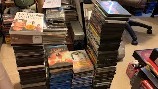 FOR SALE! 118 Blu-Rays & Dvds!…