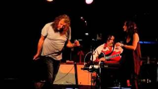 Robert Plant and The Band of Joy :: Houses of the Holy (live) :: Riverside Theater