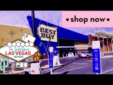 Best Buy Electronics & Appliances Store Las Vegas Nevada • Walking around tour