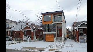 Современный дом.  Торонто