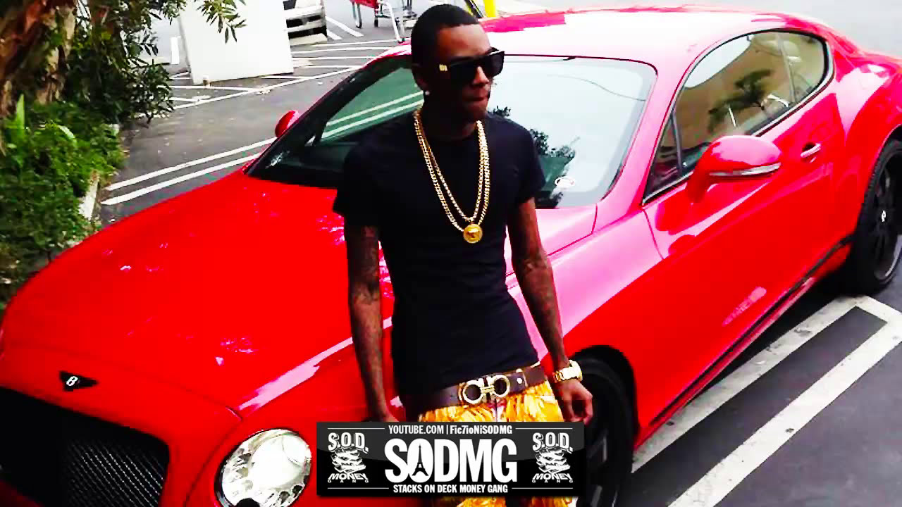 Soulja Boy - Bentley Fire Flame