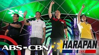harapan ng bise abs cbn s vp debate