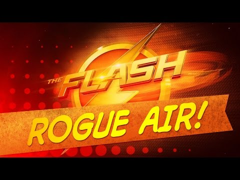 "The Flash - ""Rogue Air"" S01E22 - Talking After the Show"