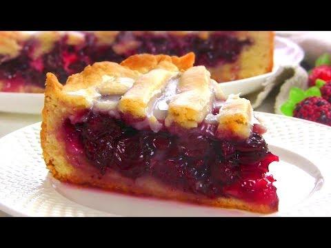 Обалденный Пирог с вишней/ВКУСНЫЙ Сочный Простой