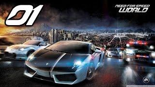 Need For Speed: World [Offline] || Знакомство || Часть 1